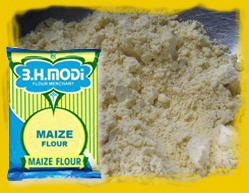 Maize Flour, Corn Flour
