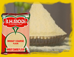 Wheat Coarse Flour